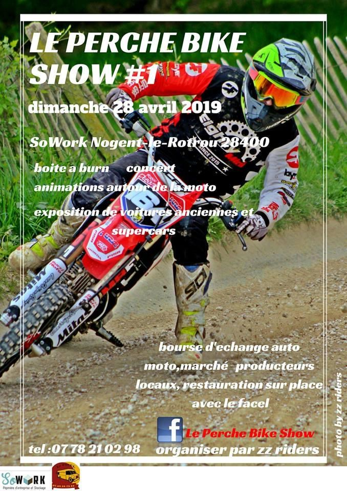 1er Perche Bike Show