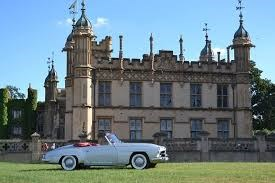 27th Annual Knebworth Classic Motor Show