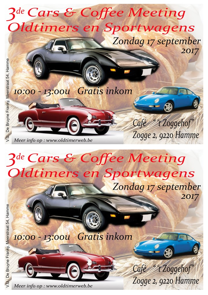 3rd Cars & Coffeemeeting (Hamme)