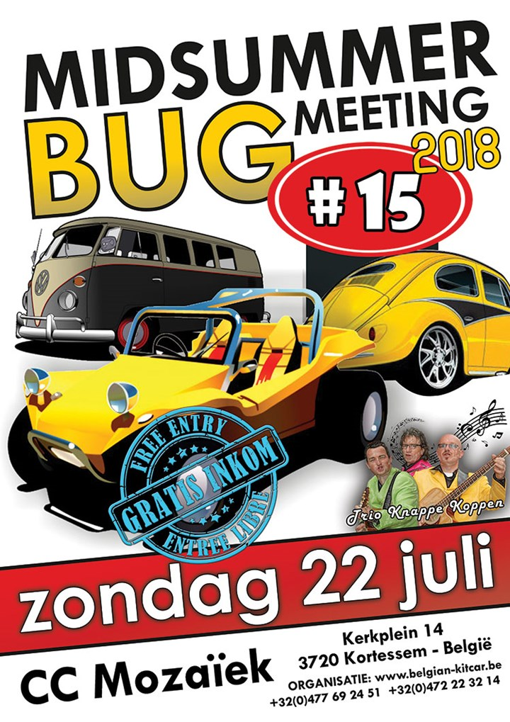 Midsummer Bug Meeting
