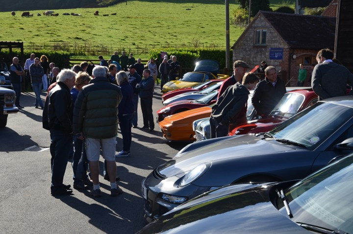 Shelsley Breakfast Club