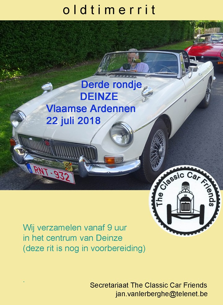 Third Round Deinze
