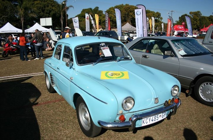 Vryheid Old Car Show