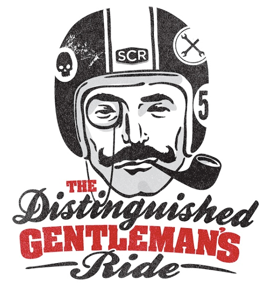 Distinguished Gentleman's Ride - Antwerp