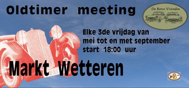 Oldtimer Meeting Wetteren (1)