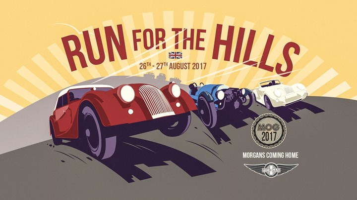 Morgan Run For The Hills