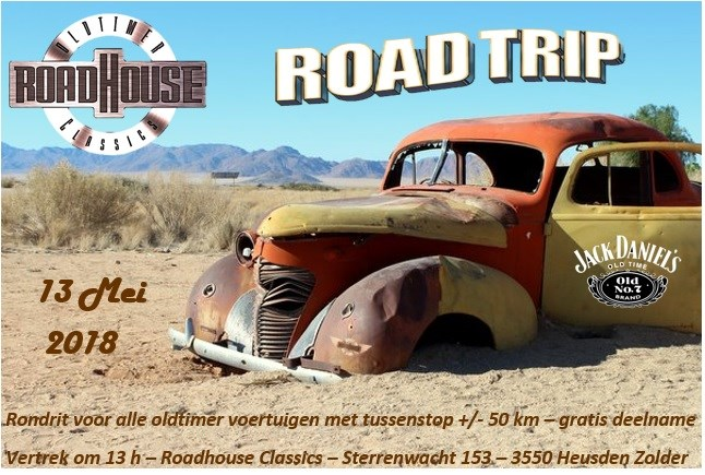 Oldtimer Roadhouse Classics Roadtrip