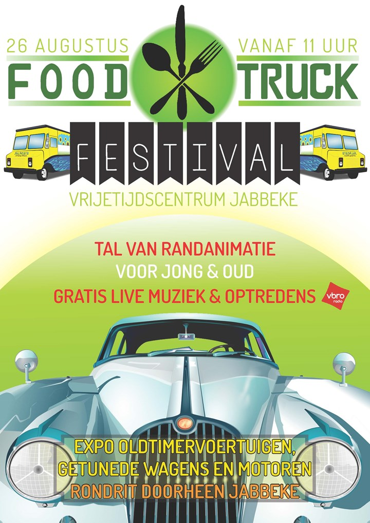 Expo Oldtimer vehicles, tuned cars and motorbikes & FoodTruckFestival