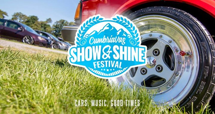 CumbriaVAG Show and Shine Festival '18
