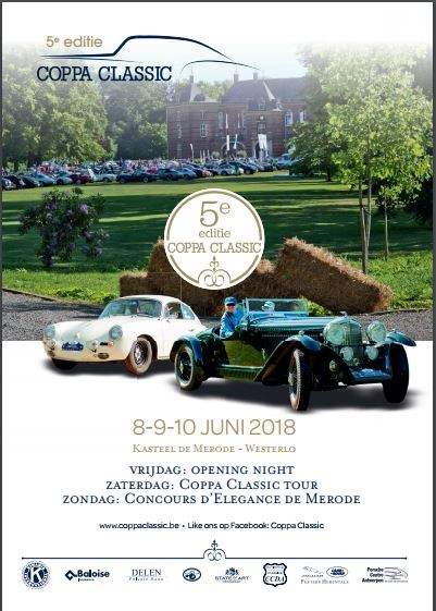 Coppa Classic - Oldtimer meeting