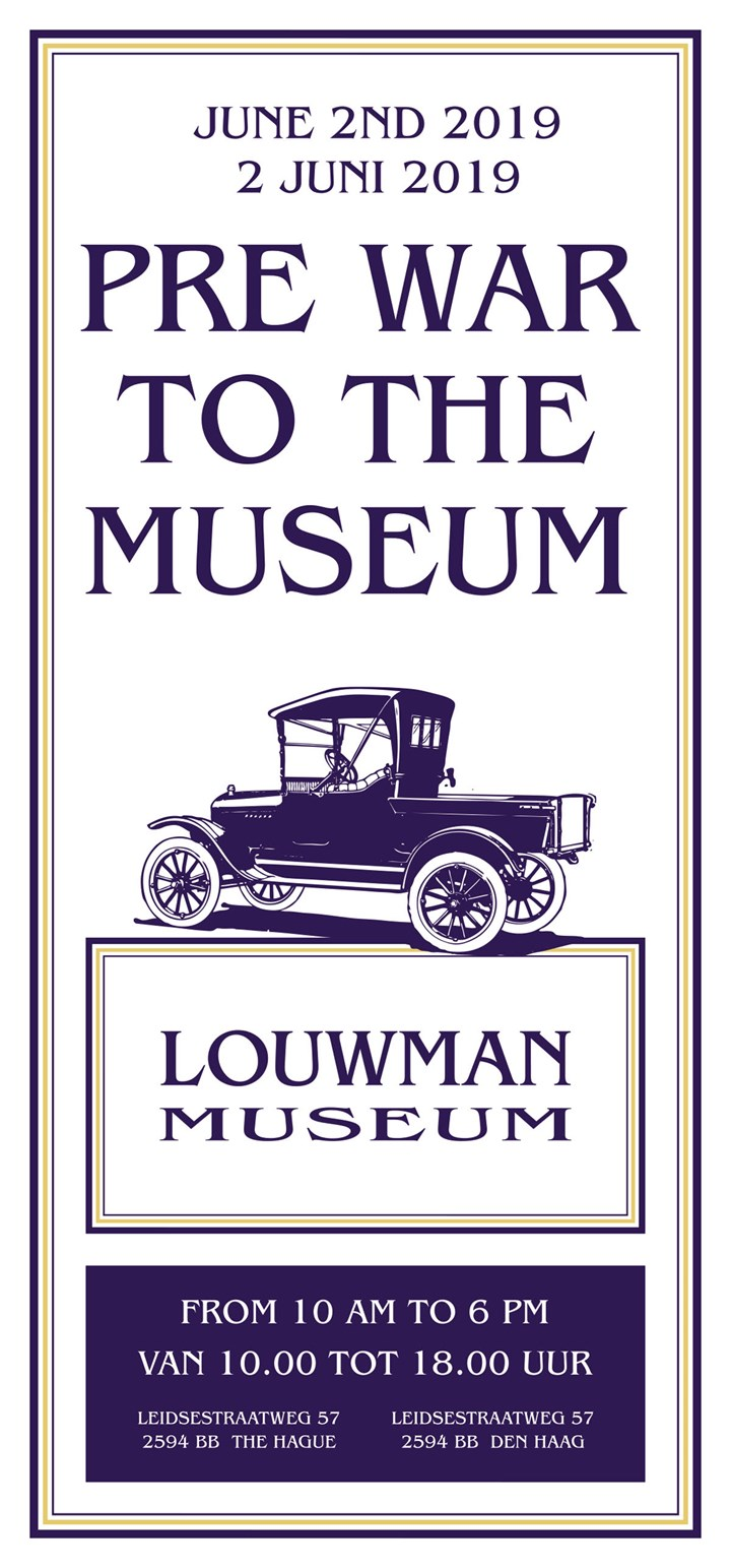 Pre-War to the Museum