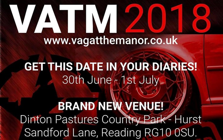 VAG at the Manor 2018