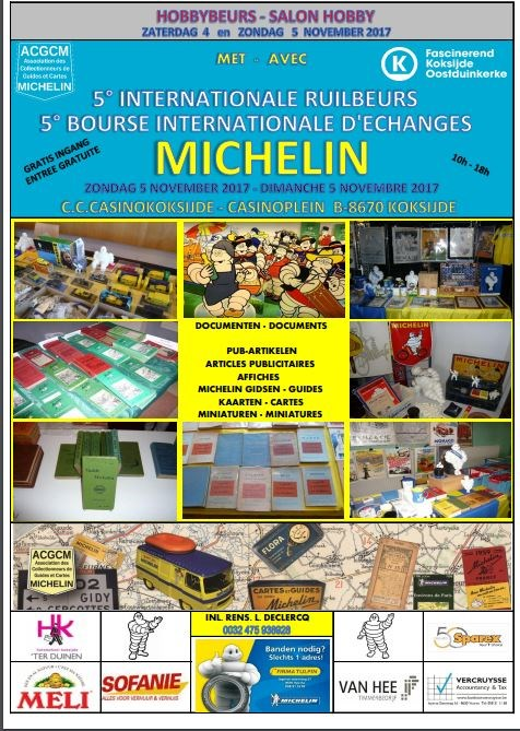 5 ° International Trade Fair Michelin