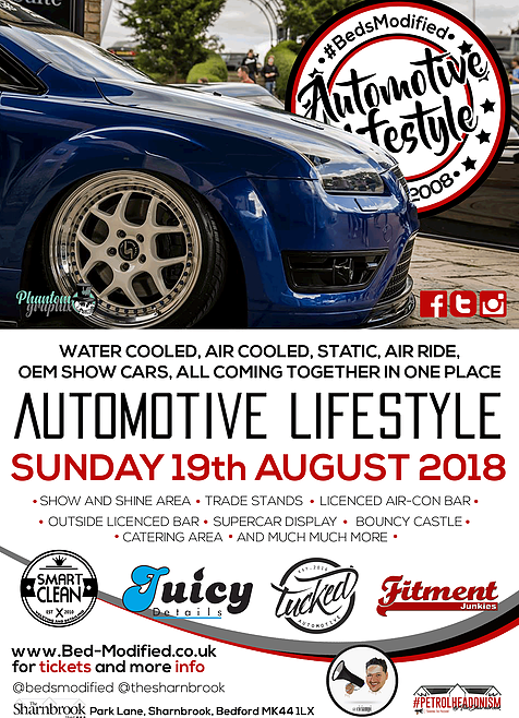 Automotive Lifestyle 2018