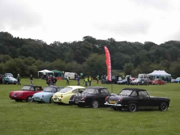 6th Hampshire Classic Motor Show