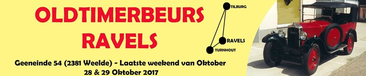 International Oldtimerbeurs Ravels (Weelde)
