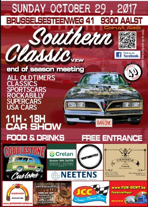Southern Classic - End of Season Meeting (Aalst)