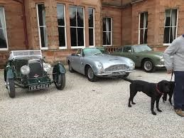 Netherby Hall Vintage & Classic Car Show