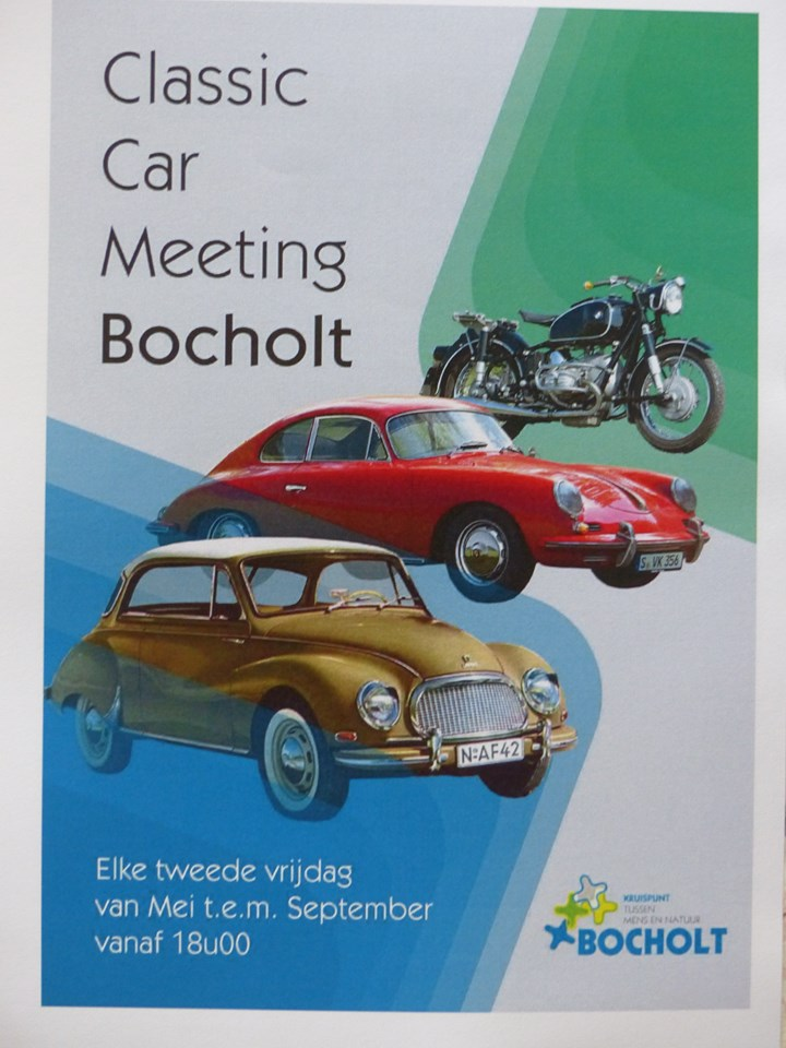 Classic Car Meeting Bocholt