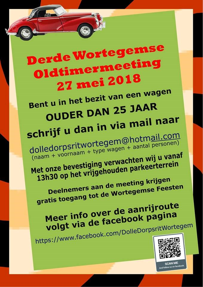 3rd Wortegemse Oldtimer Meeting