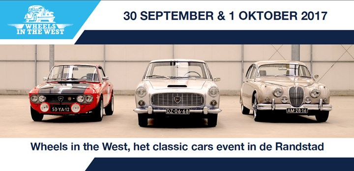 Klassieker beurs Wheels in the West