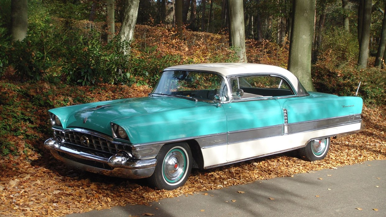 1956 packard four hundred hardtop coupe packard all models voitures louer classic car passion. Black Bedroom Furniture Sets. Home Design Ideas