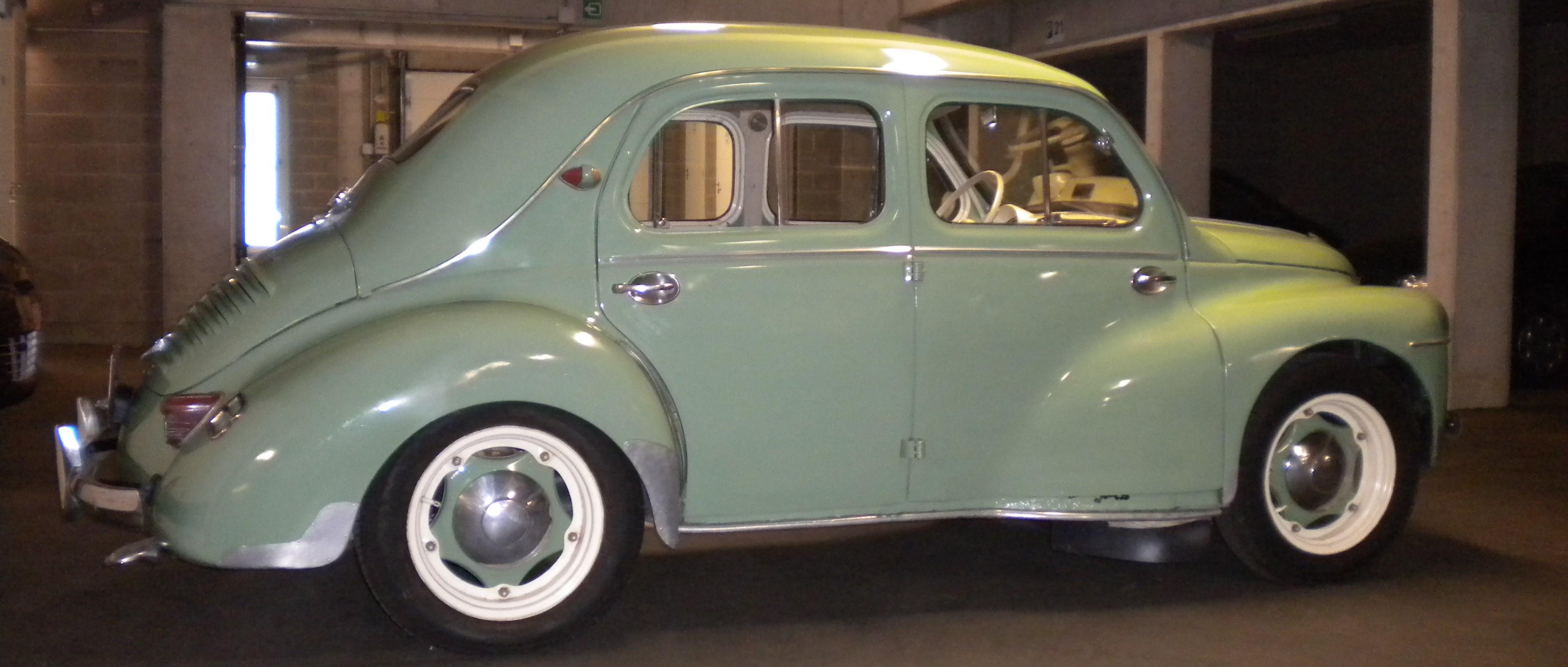 renault 4 cv 1959 renault