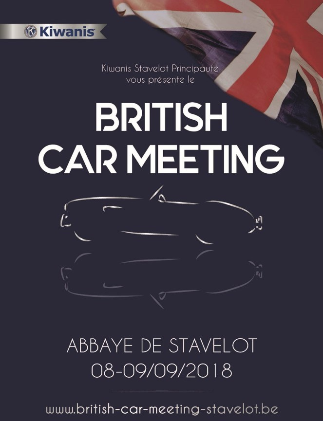 British Car Meeting