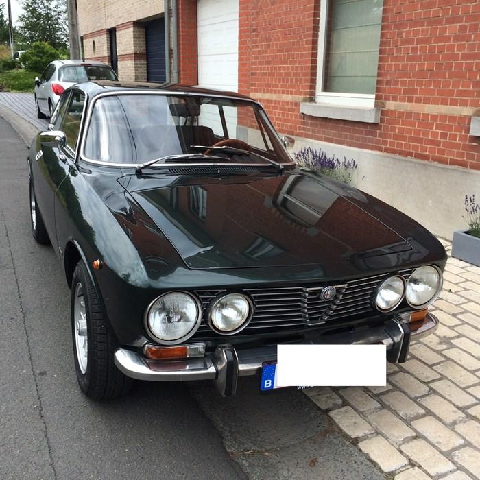 Alfa Romeo GT Bertone 2000 Alfa Romeo GT Junior