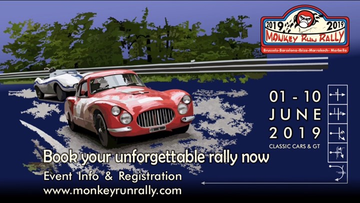 Monkey Run Rally 2019