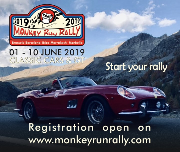 Monkey Run Rally 2019 Open
