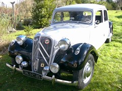 Citroën Traction 1953