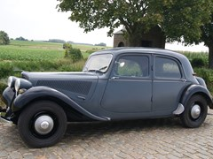Citroën Traction 1955