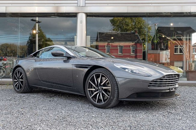 Aston Martin DB11 5,2L V12 Bi-Turbo