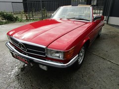 Mercedes-Benz 280SL 1984