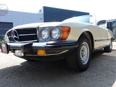 Mercedes-Benz SL 1984