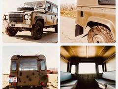Land Rover Defender 1991