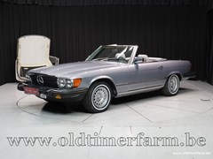 Mercedes-Benz SL 1981