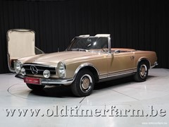 Mercedes-Benz SL 1965