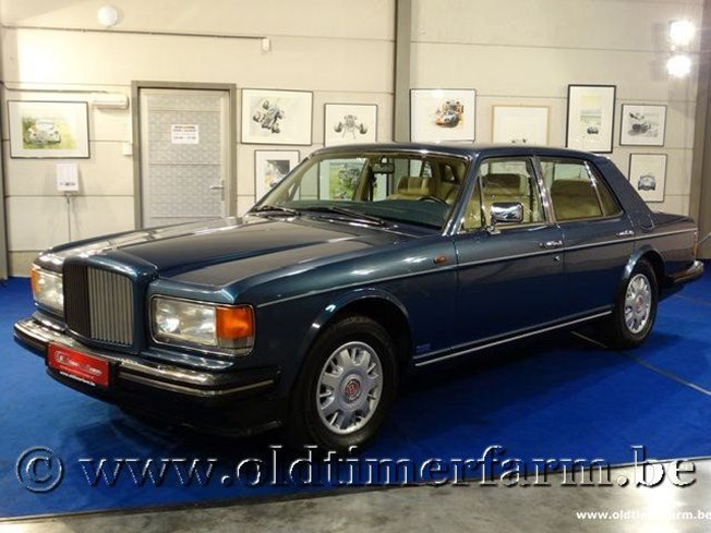 Bentley Mulsanne Turbo '86