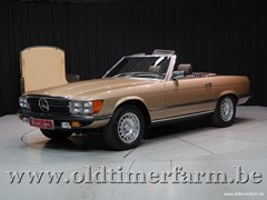 Mercedes-Benz 280SL 1983