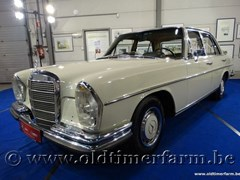 Mercedes-Benz Other Models 1969