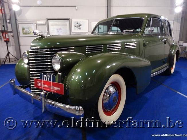 Cadillac Series 60 Fleetwood Special '38