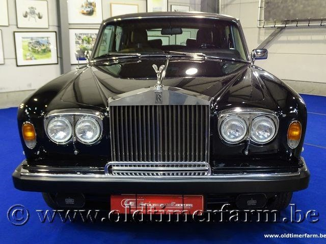 rolls royce silver wraith ii 39 80 rolls royce silver wraith voitures vendre classic car passion. Black Bedroom Furniture Sets. Home Design Ideas