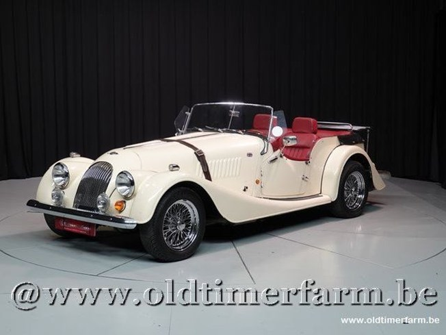 Morgan +4 4 Seater '96