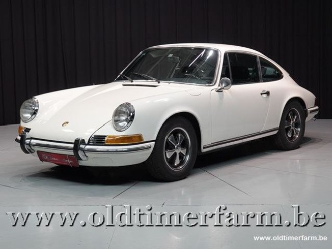 Porsche 911 2.0 T Karmann Coupé '68