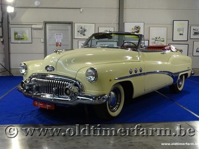 Buick Super Eight Cabrio '51
