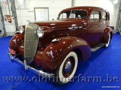 Oldsmobile All Models 1936