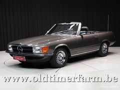 Mercedes-Benz 500SL 1984