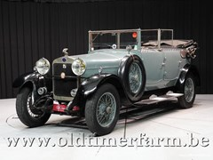 Delage All Models 1926